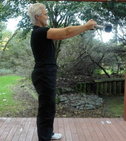 Your Winter Kick-Start Fitness Routine