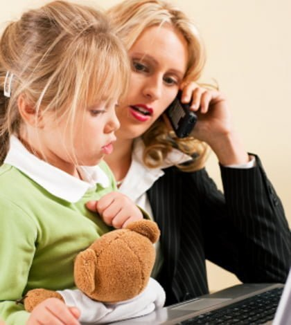 Is Me Time a Work at Home Mum Myth?
