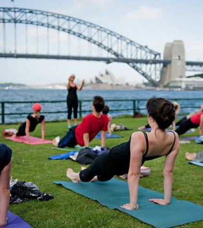 Pilates Mat Class Sydney