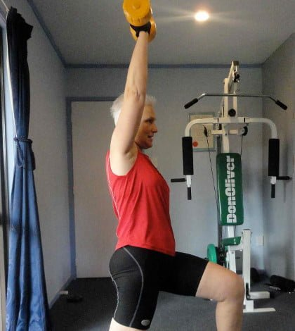 Strength Train Your Sport – A Program for Cyclists