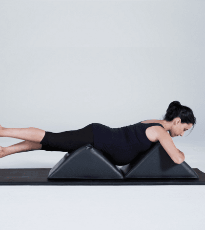Pilates Pregnancy Series 5 – Half Swimming