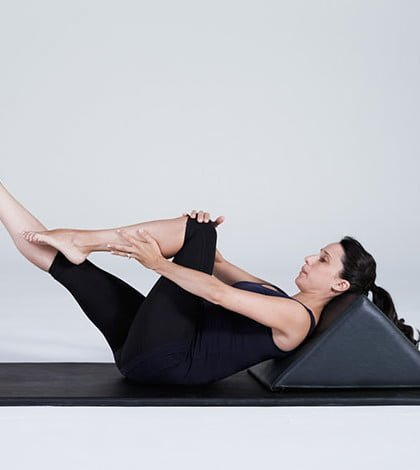 Pregnancy Pilates 4 – Abdominal Series