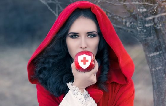 first aid fairy tales